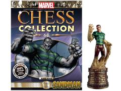 Marvel Chess Figure Collection #68 - Sandman Black Rook