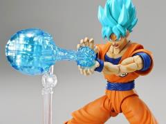 Dragon Ball Super Figure-rise Standard Super Saiyan God Super Saiyan Goku Model Kit