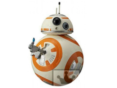 World Collectable Figure Premium BB-8 Extended Flame
