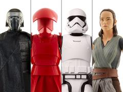 Star Wars: The Last Jedi Big-Figs Wave 1 Set of 4 Figures