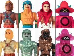 Masters of the Universe ReAction Castle Grayskull Box of 12 Figures