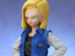 Dragon Ball Z Gigantic Series Android 18
