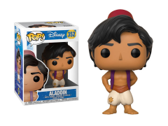 Pop! Disney: Aladdin - Aladdin