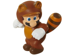 "World of Nintendo 2.50"" Limited Articulation Figure - Tanooki Mario"