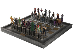 DC Superhero Chess Figure Collection The Complete Batman Set