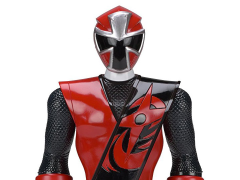 "Power Rangers Ninja Steel 12"" Red Ranger"