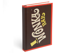 Willy Wonka & The Chocolate Factory Wonka Bar Journal