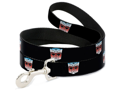 Transformers Autobot Logo Dog Leash