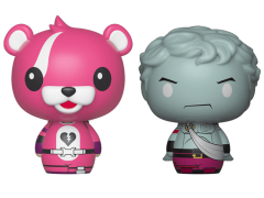 Fortnite Pint Size Heroes Cuddle Team Leader & Love Ranger Two-Pack