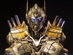Transformers: Age of Extinction Optimus Prime (Gold Ver.) Bust