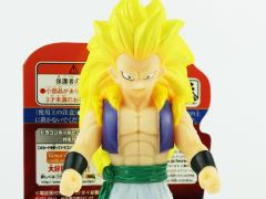 Dragon Ball Super Warrior Soft Vinyl Series - Super Saiyan 3 Gotenks