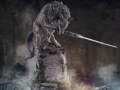 Dark Souls Statue - Sif The Great Grey Wolf