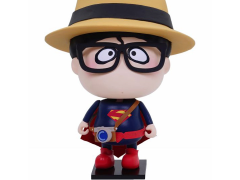 "b.wing x Justice League ""A"" Family Superman Figure"