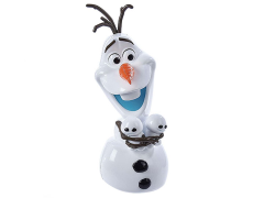 Disney Frozen Olaf With Light-Up Nose Treetopper