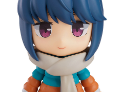 Laid-Back Camp Nendoroid No.981 Rin Shima