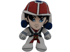 Robotech Rick Hunter Plush