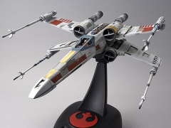 Star Wars X-Wing Starfighter (Moving Edition) 1/48 Scale Model Kit