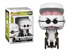 Pop! Disney: The Nightmare Before Christmas - Dr. Finkelstein