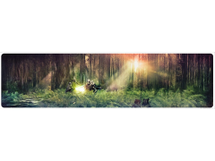 Star Wars Forest Moon Duel Limited Edition Lithograph