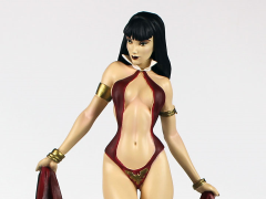 Women of Dynamite Vampirella Statue (First Production Run)