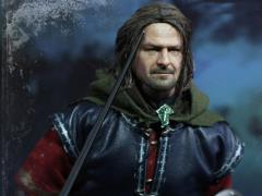 Lord of the Rings Boromir (Rooted Hair) 1/6 Scale Figure