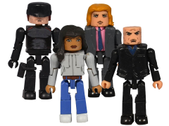 Daredevil Minimates Series 1 Four Pack
