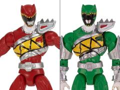 Power Rangers Dino Charge Armored Might Series 2 Set of 2