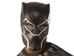 Black Panther Adult Sized Black Panther 1/2 Mask