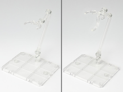 Tamashii Stage Act 4 (Clear) For Humanoid