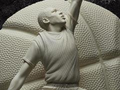 Michael Jordan (Gypsum Edition) 1/6 Scale Sculpture