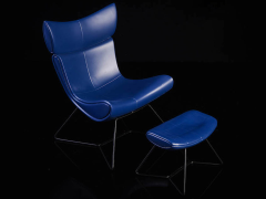 The Chair (Blue) 1/6 Scale Accessory