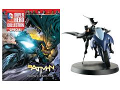 DC Superhero Best of Figure Collection Special Edition #2 - Batman Batcycle