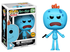 Pop! Animation: Rick & Morty - Mr. Meeseeks (Chase)