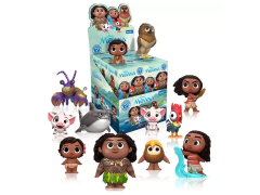 Moana Mystery Minis (Ver. 1) Exclusive Box of 12 Figures