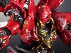 Gundam RG 1/144 Sinanju (Metallic Gloss Injection) Exclusive Model Kit