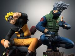 Naruto Chess Piece Collection - Naruto & Kakashi