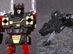 Transformers Masterpiece MP-15 Rumble & Jaguar (Ravage) Set (Reissue)