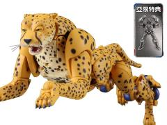 Transformers Masterpiece MP-34 Cheetor With Mini Optimus Primal