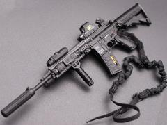 HK416 Assault Rifle (F) 1/6 Scale Weapon Set