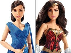 Wonder Woman Fashion Doll - Set of 2