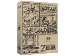 The Legend of Zelda Puzzle Legend of the Hero