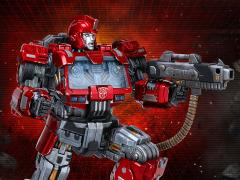 Transformers: Legacy Of Cybertron Ironhide Limited Edition Statue