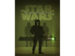 Star Wars The Empire Strikes Back Lithograph