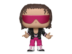 Pop! WWE: Bret Hart (With Jacket)