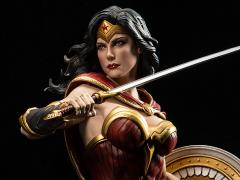 DC Premium Collectibles DC Rebirth Wonder Woman Statue