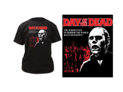 Day of the Dead Darkest Day of Horror T-Shirt