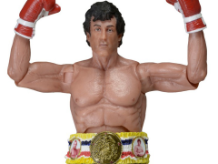 Rocky 40th Anniversary Series 01 Rocky (Black Trunks With Belt)