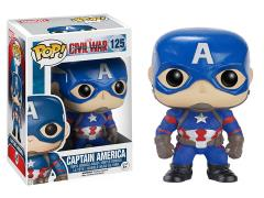 Pop! Marvel: Captain America: Civil War - Captain America