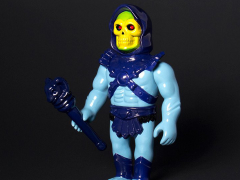 Masters of The Universe Soft Vinyl Vintage Toy Edition - Skeletor