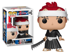 Pop! Animation: Bleach - Renji